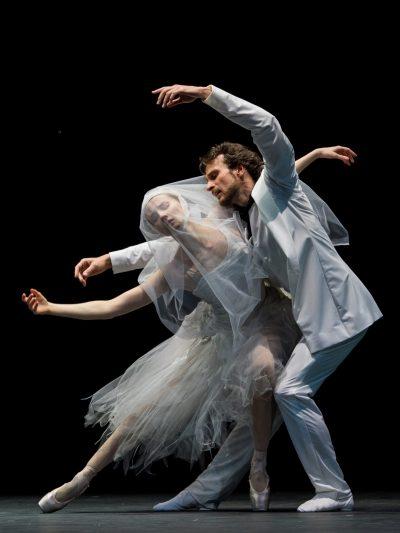 mit Olga Esina, Foto Ashley Taylor