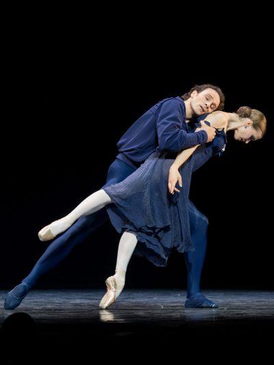Moments Shared/ ch. Rudi von Dantzig, with Irina Tsymbal,photo Ashley Taylor