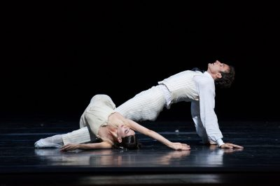 Proust, ou les intermittences du coeur/ ch.Roland Petit, with Maria Yakovleva, photo Ashley Taylor