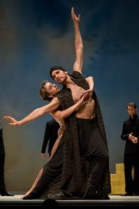 as Potiphar with Denis Cherevychko, photo Asley Taylor
