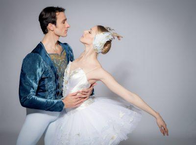 mit Olga Esina, Foto Casanova Sorolla